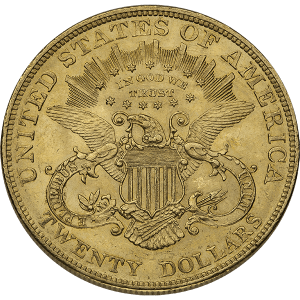 $20 Liberty Gold Double Eagles (1850-1907)