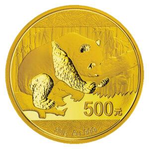 Chinese Gold Pandas